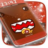 Hungry Mascot Theme icon