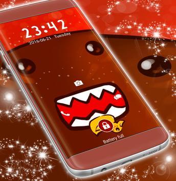 Hungry Mascot Theme apk screenshot