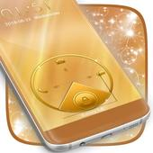 Gold Locker Theme icono