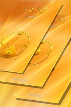 Gold Locker Theme poster