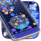2018 Theme Lock Screen icon