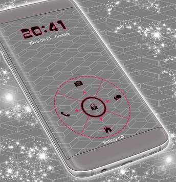 Locker Mobile Theme screenshot 2