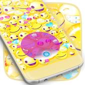 Locker Emoji Screen Theme icon