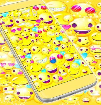 Locker Emoji Screen Theme screenshot 2