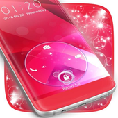 Pink Locker Theme For S4 icon