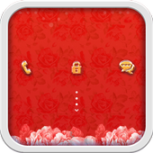Red Rose for GO Locker icon