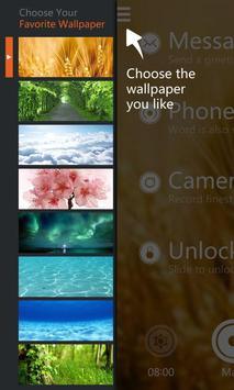 Relax GO Locker Theme screenshot 4