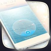 Water Lock Screen Theme For Samsung icon