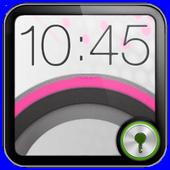 Sense Pink Go Locker theme icon