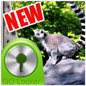 Zoo Theme for GO Locker icon