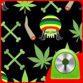 Ganja Joint - GO Locker Theme icon