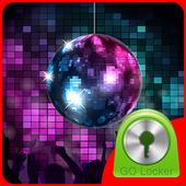 Disco Music - GO Locker Theme icon