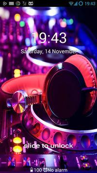Disco Music - GO Locker Theme apk screenshot