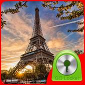 Eiffel Tower - GO Locker Theme icon