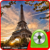Eiffel Tower - GO Locker Theme icon