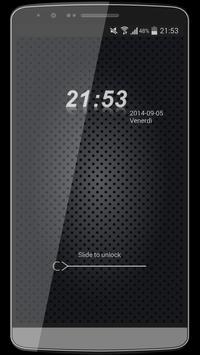 Carbon Fiber GO LOCKER THEME poster