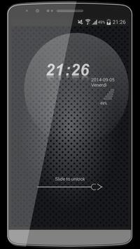 Carbon Fiber GO LOCKER THEME apk screenshot