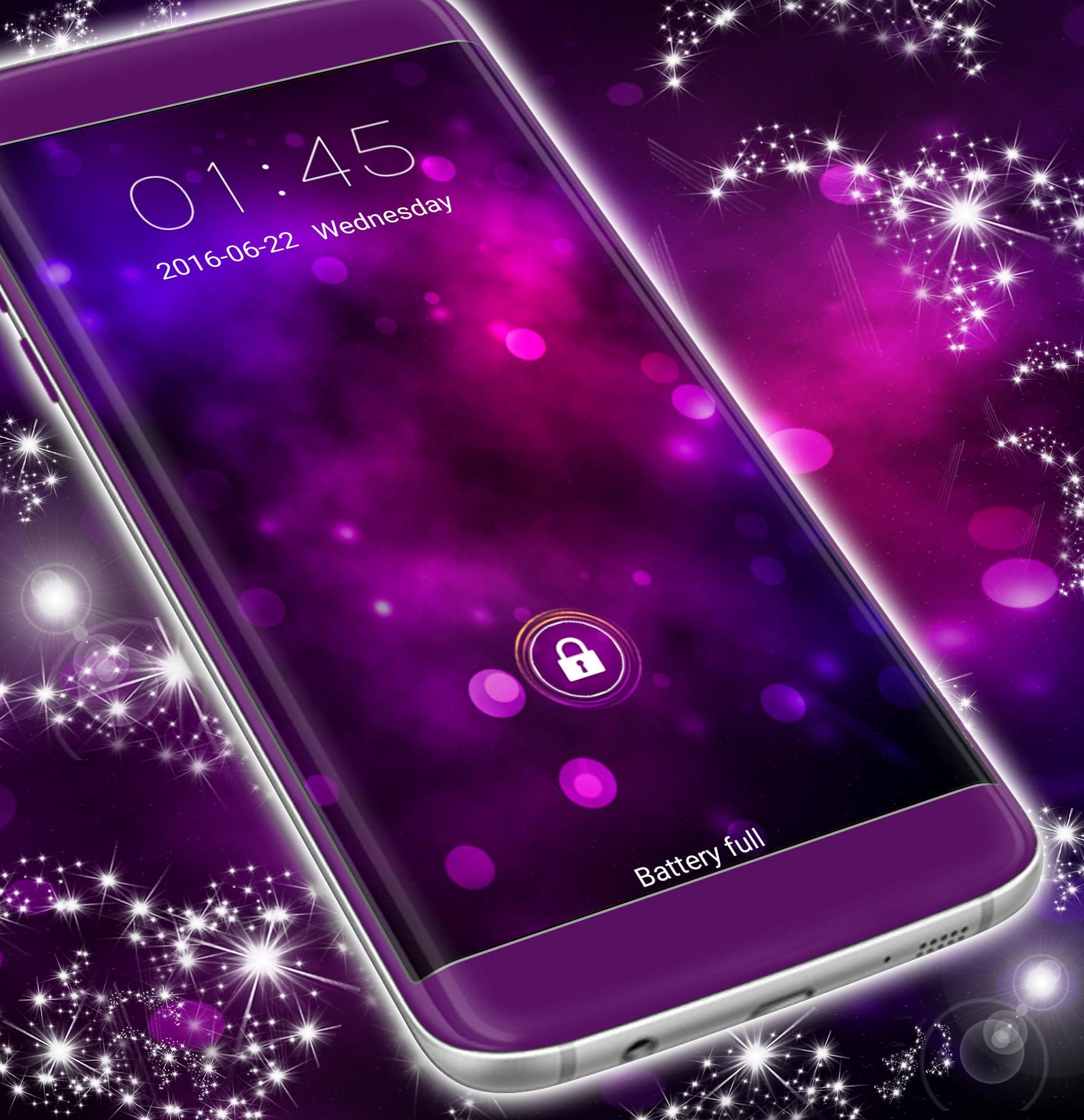 Violet Locker Theme for Android - APK Download