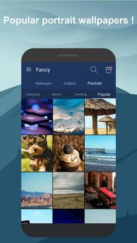 Fancy Wallpapers-Cool,Fashion apk screenshot