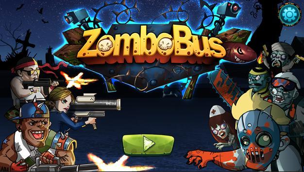 Zombie Blitz poster