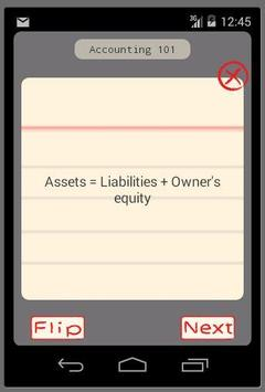 Go Flashcard apk screenshot