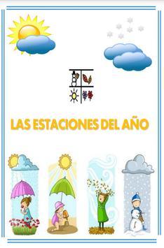 Estaciones del Año poster