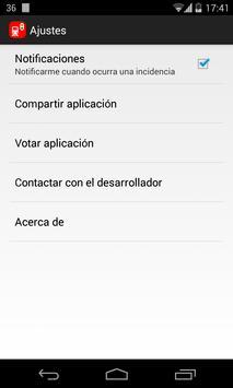 Estado Metro Madrid screenshot 4