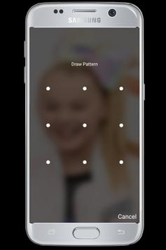Jojo Siwa HD Lock Screen screenshot 2