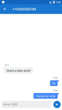 Calls and SMS Blocker apk screenshot