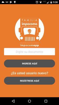 ImpocomApp poster