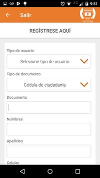 ImpocomApp screenshot 1