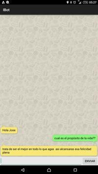 Chat IBot screenshot 1