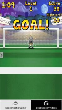 The Soccertastic App screenshot 2