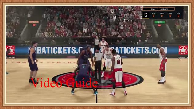 JJ Guide 4 NBA 2K 16 Free apk screenshot