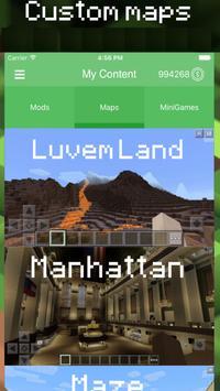 Plug for Minecraft PE apk screenshot
