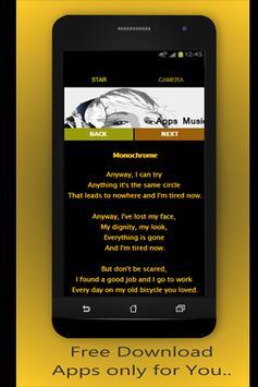 Yann Tiersen P.Effect & Lyrics screenshot 2