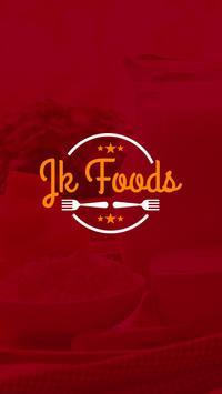 JK Foods poster