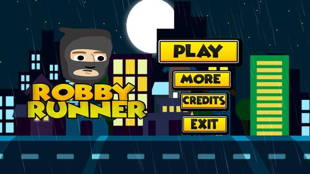 Robby Runner poster