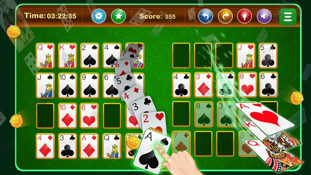 Solitaire 3D - Solitaire Game poster