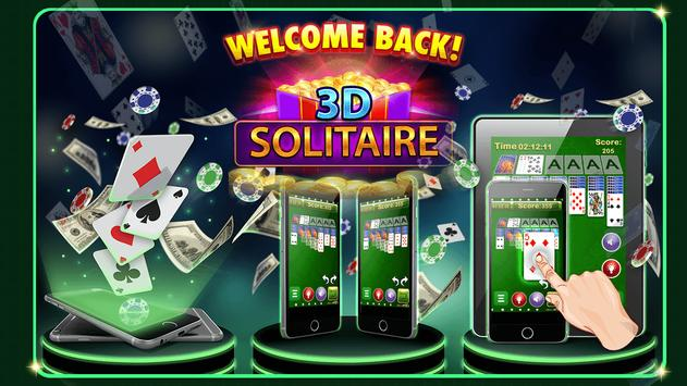 Solitaire 3D - Solitaire Game screenshot 2
