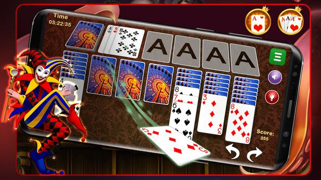Solitaire 3D - Solitaire Game screenshot 3