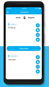 Multi Language Translator Free screenshot 3