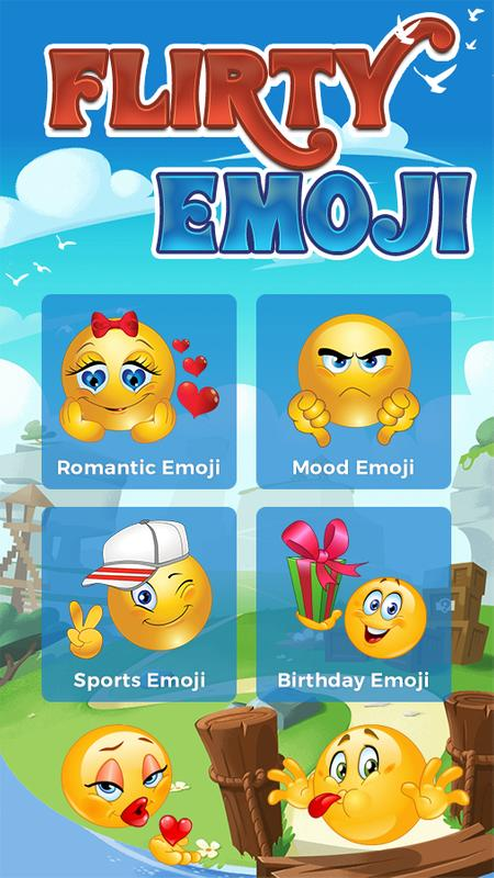 Flirty Dirty Emoji Screenshot 5