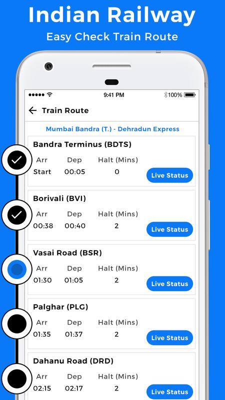 Train Seat Availability Indian Railway Apk डाउनलोड