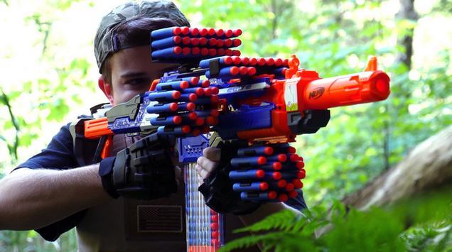 Buy Genuine hasbro nerf heat elite soft bullet toy gun simulation gun  accessories goggles bullet a5068 in Cheap Price on m.alibaba.com