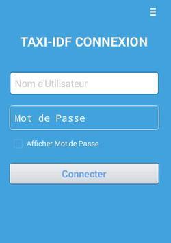 Taxi-idf screenshot 1