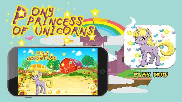 pony princess of unicorns apk screenshot