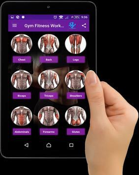 Gym Fitness & Workout Women : Personal trainer apk screenshot