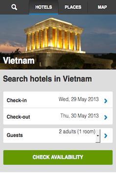 Vietnam Hotels Booking Cheap poster