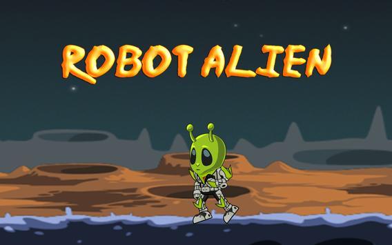 Alien Run screenshot 4